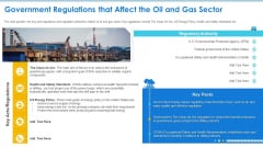 Case Competition Petroleum Sector Issues Government Regulations That Affect The Oil And Gas Sector Themes PDF