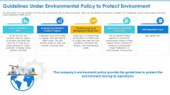 Case Competition Petroleum Sector Issues Guidelines Under Environmental Policy To Protect Environment Diagrams PDF