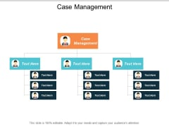 Case Management Ppt PowerPoint Presentation Styles Show Cpb