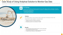 Case Study Of Using Analytical Solution To Monitor Gas Data Brochure PDF