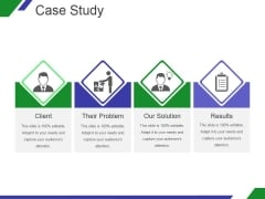 Case Study Ppt PowerPoint Presentation Diagrams