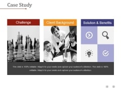 Case Study Ppt PowerPoint Presentation Examples