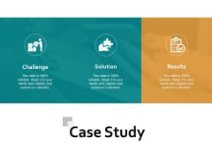 Case Study Ppt PowerPoint Presentation File Templates