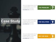 Case Study Ppt PowerPoint Presentation Gallery Background Designs
