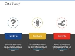 Case Study Ppt PowerPoint Presentation Icon Background Image