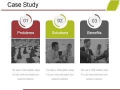 Case Study Ppt PowerPoint Presentation Ideas Design Templates