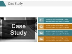 Case Study Ppt PowerPoint Presentation Styles