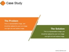 Case Study Template 1 Ppt PowerPoint Presentation Ideas Design Ideas