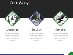 Case Study Template 1 Ppt PowerPoint Presentation Information