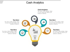 Cash Analytics Ppt PowerPoint Presentation Icon Demonstration Cpb