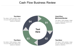 Cash Flow Business Review Ppt PowerPoint Presentation Ideas Background Image Cpb