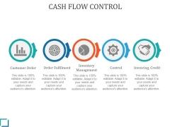 Cash Flow Control Ppt PowerPoint Presentation Inspiration