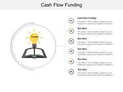 Cash Flow Funding Ppt Powerpoint Presentation Styles Background Cpb