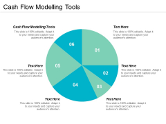 Cash Flow Modelling Tools Ppt PowerPoint Presentation Show Visual Aids Cpb