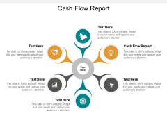 Cash Flow Report Ppt PowerPoint Presentation Outline Example Introduction Cpb