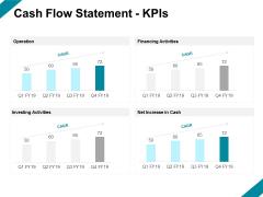 Cash Flow Statement Kpis Ppt PowerPoint Presentation Microsoft