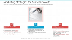 Cash Market Investor Deck Marketing Strategies For Business Growth Ppt Styles Designs Download PDF