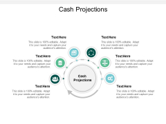 Cash Projections Ppt PowerPoint Presentation Outline Aids Cpb