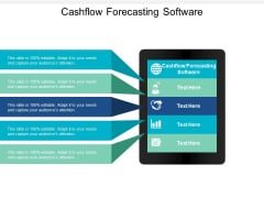 Cashflow Forecasting Software Ppt PowerPoint Presentation File Design Templates Cpb