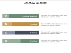 Cashflow Quadrant Ppt Powerpoint Presentation File Guide Cpb