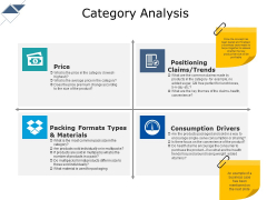 Category Analysis Ppt PowerPoint Presentation Inspiration Templates