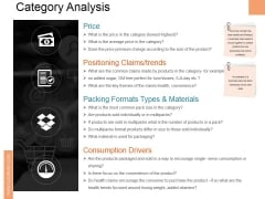 Category Analysis Ppt PowerPoint Presentation Outline Slides