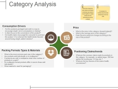 Category Analysis Ppt PowerPoint Presentation Show Tips