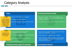 Category Analysis Ppt PowerPoint Presentation Slides Graphic Tips