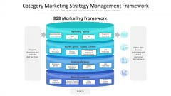 Category Marketing Strategy Management Framework Ppt PowerPoint Presentation Visual Aids Example 2015 PDF