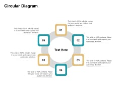 Cause And Effect For Business Problem Solution Circular Diagram Structure PDF