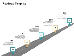 Cause And Effect For Business Problem Solution Roadmap Template Icons PDF