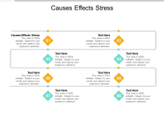 Causes Effects Stress Ppt PowerPoint Presentation Infographic Template Example Introduction Cpb Pdf