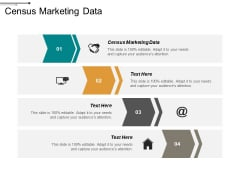 Census Marketing Data Ppt PowerPoint Presentation Layouts Samples
