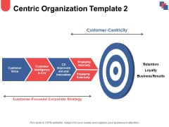 Centric Organization Customer Ppt PowerPoint Presentation Pictures Summary