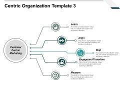 Centric Organization Engage And Transform Ppt PowerPoint Presentation Ideas Portfolio