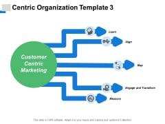 Centric Organization Learn Ppt PowerPoint Presentation Infographics Smartart