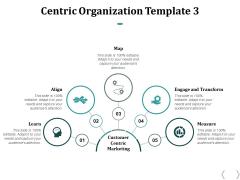 Centric Organization Map Ppt PowerPoint Presentation Portfolio Deck