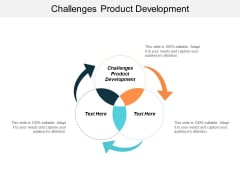Challenges Product Development Ppt PowerPoint Presentation Summary Format Ideas Cpb