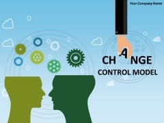 Change Control Model Ppt PowerPoint Presentation Complete Deck With Slides