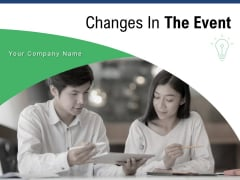 Changes In The Event Employee Engagement Social Care System Ppt PowerPoint Presentation Complete Deck