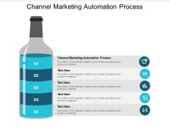 Channel Marketing Automation Process Ppt PowerPoint Presentation Pictures Introduction Cpb