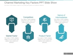 Channel Marketing Key Factors Ppt PowerPoint Presentation Background Images
