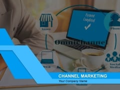 Channel Marketing Powerpoint Presentation Slides