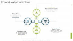 Channel Marketing Strategy Competitors Organizational Strategies And Promotion Techniques Information PDF