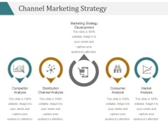 Channel Marketing Strategy Template 1 Ppt PowerPoint Presentation Graphics