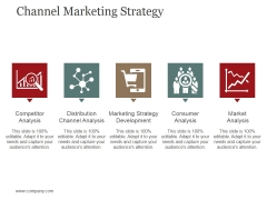 Channel Marketing Strategy Template 2 Ppt PowerPoint Presentation Portfolio Graphics Download