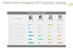 Channel Partner Management Ppt Presentation Examples