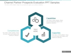 Channel Partner Prospects Evaluation Ppt PowerPoint Presentation Layout
