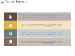 Channel Partners Ppt PowerPoint Presentation Icon Information