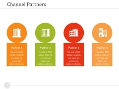 Channel Partners Ppt PowerPoint Presentation Layouts Mockup